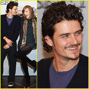 Orlando Bloom: 'Really Excited' About Starting A Family