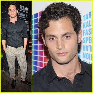 Penn Badgley: Right on Target