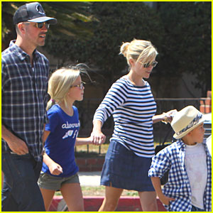 Reese Witherspoon & Jim Toth: Brunch Bunch