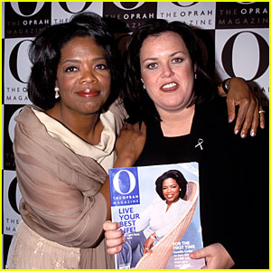Rosie O'Donnell Talk Show To Air On The Oprah Winfrey Network