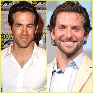 Bradley Cooper & Ryan Reynolds Sign On for Cop Comedy