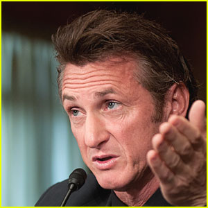 Sean Penn Sounds Off on Wyclef Jean Presidency Run Again