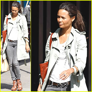Thandie Newton: '7th Street' at Toronto International Film Festival!