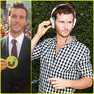 Ryan Kwanten: Emmys 2010 with Rutina & Carrie!