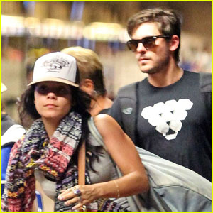 Vanessa Hudgens & Zac Efron: Goodbye Hawaii