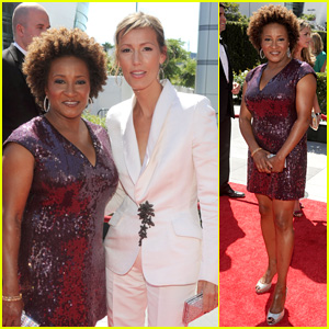 Wanda Sykes: Creative Arts Emmys with Wife Alex!