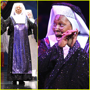 Whoopi Goldberg Sister Act On West End Whoopi Goldberg Just