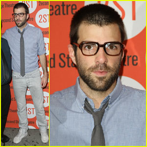 Zachary Quinto: A Man You Can