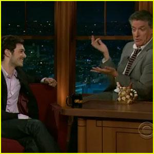 Adam Brody & Craig Ferguson Get 'Romantic' — And Awkward!