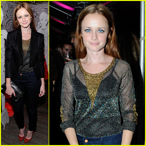 Alexis Bledel: Mulberry Doll