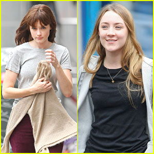 Alexis Bledel & Saoirse Ronan: 'Violet & Daisy' Duo