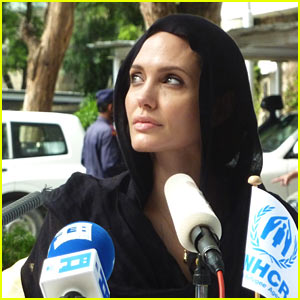 Angelina Jolie Speaks Out Against Quran Burning