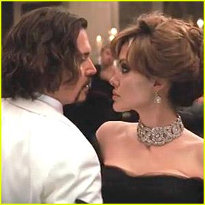 Angelina Jolie & Johnny Depp Have 'Incredible Chemistry'