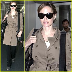 Angelina Jolie Pleads For Pakistan