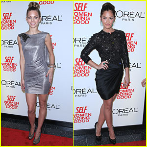 AnnaLynne McCord & Minka Kelly: 'Self' Soiree!
