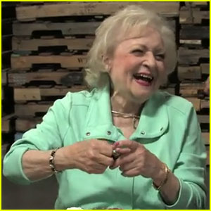 Year's Most Influential Designer? Betty White!