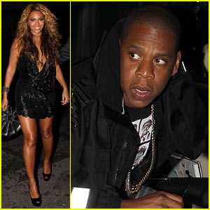Beyonce & Jay-Z: 'Forever Young' Duet at Yankees Stadium!
