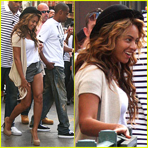 Beyonce: Lure Lunch with Jay-Z!