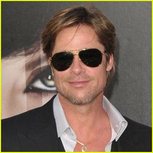 Brad Pitt: Narrating Saints' Super Bowl Documentary