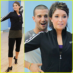 Bristol Palin: 'I'm So Excited to Get Into Shape!'