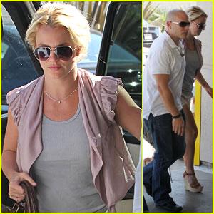 Britney Spears: 'Glee' Episode Tomorrow!