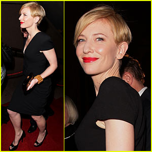 Cate Blanchett: Helpmann Awards with Andrew Upton!