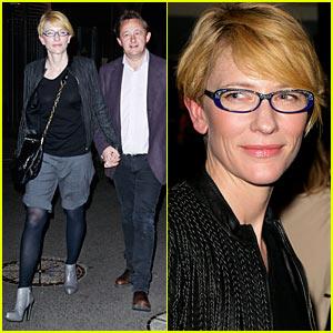 Cate Blanchett & Andrew Upton: Quack, Quack!