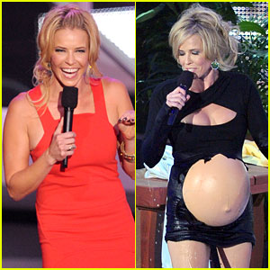 Chelsea Handler Hosts VMAs -- How Did She Do?