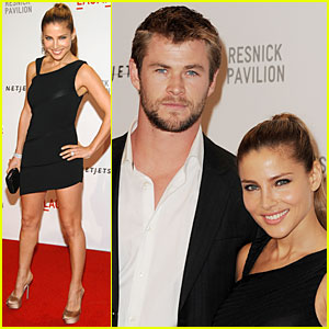 Chris Hemsworth & Elsa Pataky: New Couple!