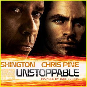 Chris Pine: 'Unstoppable' Trailer!