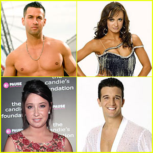 Dancing With The Stars: Pairs Announced!