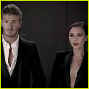 David Beckham & Victoria: Intimately Yours!