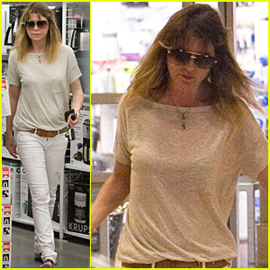 Ellen Pompeo: Bed Bath & Beyond Trip!