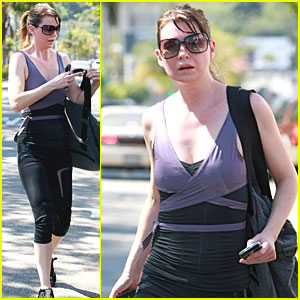 Ellen Pompeo: Grey's Anatomy is Back!