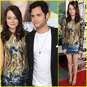 Emma Stone: 'Easy A' in L.A.!