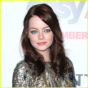Emma Stone: Spidey's New Girl?