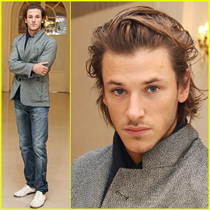 gaspard ulliel vintner s luck at parisian festival gaspard ulliel just jared. Black Bedroom Furniture Sets. Home Design Ideas
