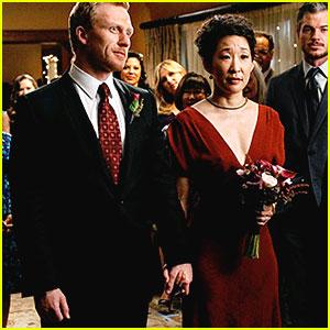 Grey's Anatomy: Season Premiere Wedding Details!