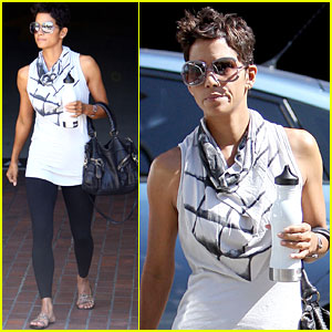 Halle Berry: 'Cloud Atlas' with Wachowskis?