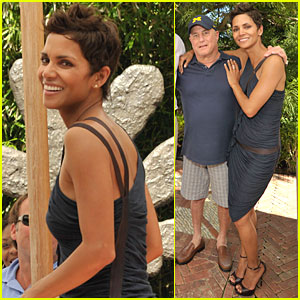 Halle Berry: Jenesse Center Luncheon!
