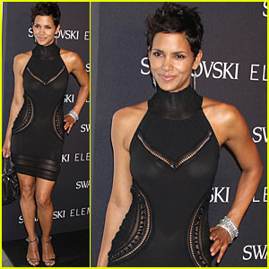 Halle Berry: LBD Charity Auction!
