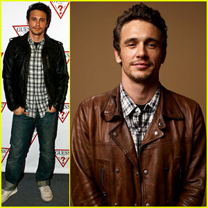 James Franco: '127 Hours' at TIFF!