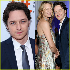 James McAvoy: 'The Conspirator' Premiere in Toronto