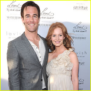 James Van Der Beek & Wife Welcome Baby Girl