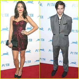 Jenna Dewan & Thomas Dekker: Peta People