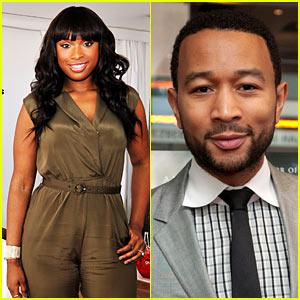 Jennifer Hudson & John Legend To Hit Concert Stage Together -- EXCLUSIVE