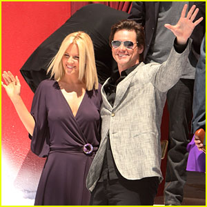 Jenny McCarthy Gives Jim Carrey Second Chance?