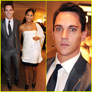 Jonathan Rhys Meyers: Fashion's Night Out with Reena Hammer!