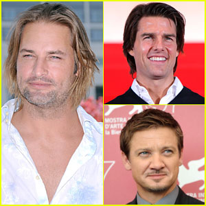 Josh Holloway: Mission Impossible's New Recruit!