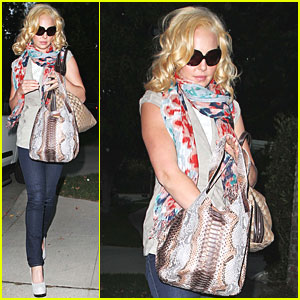 Katherine Heigl: Where Are My Keys?